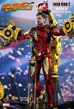 Hot Toys 1/6 MMS462D22 – Iron Man 2 – Mark IV MK4 with Suit-Up Gantry
