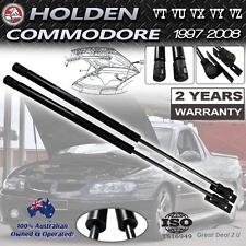 Pair Bonnet Gas Struts for Holden Commodore VT VU VX VY VZ Sedan Wagon UTE