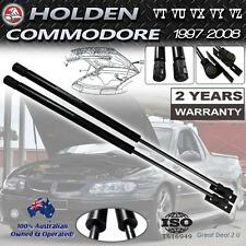 New Pair Bonnet Gas Struts for Holden Commodore VT VU VX VY VZ Calais Statesmen