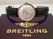 Breitling Original Vintage Herren Armbanduhr Automatik TOP SELTEN Elegant TOP