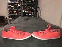 Nike Flash Macro Womens Athletic Casual Walking Shoes Size 10.5 Pink