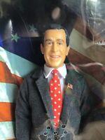 "Vintage President George W. Bush, 12"" Tall Talking Doll,  MIB"