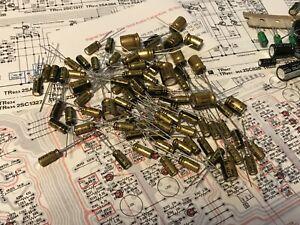 PREMIUM Reparatursatz TECHNICS RS-1500, RS-1506 NICHICON Elko Repairkit AUDIO