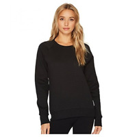 NEW Reebok Women's TE Quilted Crewneck Sweater