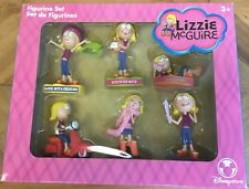 Lizzie McGuire Figurine Set Of 6