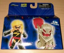 "Minimates MARVEL NEW! ""MS. MARVEL and ULTRON"""