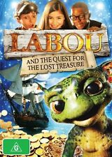 Labou And The Quest For The Lost Treasure (DVD, 2012) PAL ALL - NEW & SEALED