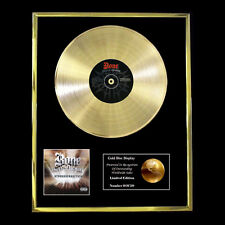 BONE THUGS N HARMONY BTNH RESURRECTION CD  GOLD DISC FREE P+P!!