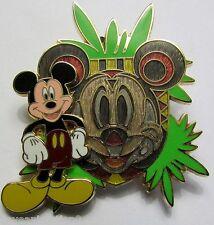 Disney Character Masks Mickey Mouse Pin