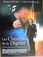 AFFICHE - LES CHEMINS DE LA DIGNITE ROBERT DE NIRO