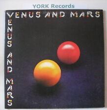 WINGS - Venus & Mars - Excellent Condition LP Record