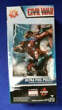 Marvel Captain America Civil War 100 Piece Ultra Foil Puzzle ~New