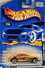 Hot Wheels 230 Oldsmobile Aurora, Variant Card Guaranteed For Life 2001