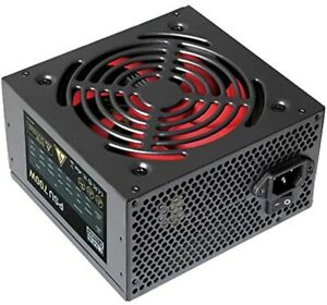 LMS Data X700 700W ATX PSU Switching Power Supply with 12cm Silent Fan/for...