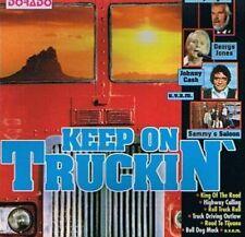 Keep on Truckin' (Dorado) Gene Simmons, Kenny Rogers, Roger Miller, Denni.. [CD]