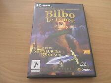 pc cd-rom bilbo le hobbit jeu officiel