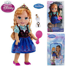 MY FIRST DISNEY PRINCESS TODDLER FROZEN ANNA ACTION FIGURE DOLL GIRL KID TOY