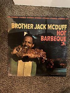 Brother Jack McDuff - Hot Barbeque - Vinyl LP - EX/VG+. PR 7422