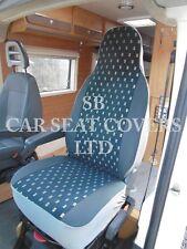 Para adaptarse a un PEUGEOT BOXER AUTOCARAVANA, de 2003, cubiertas de asiento, E