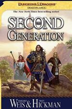 WEIS & HICKMAN / The SECOND GENERATION          [ Audiobook ]