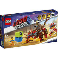 LEGO  70827 Movie Ultrakatty & Warrior Lucy