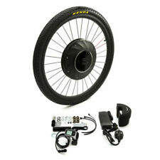 Petrolscooter I-Motor 36V 240W Electric Bicycle Kit Lithium Battery Front Wheel - Black (29081)