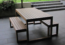 Brand New Australian Made Hardwood Timber Set - 1.5m Venetian Setting