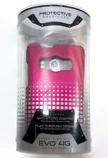 NEW Platinum Series PINK Protective Phone SmartCase for HTC EVO 4G