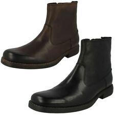 Calzado de hombre botines Clarks color principal negro