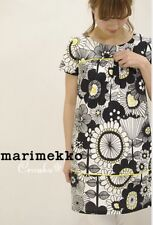 MARIMEKKO NEIDONKAULUS MARKETTA Series Gathered COTTON TUNIC DRESS SZ 40