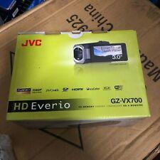 NEW JVC10.0-Megapixel1080P High-Definition Everio Digital Video  GZVX700BUS