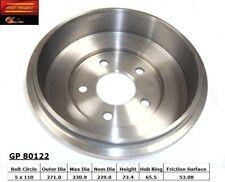 Brake Drum fits 2008-2009 Pontiac G5  BEST BRAKES USA