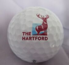 The Hartford (Investment and Insurance Company) - Logo Golf Ball