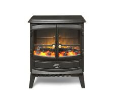 Dimplex 046529 SBN20N Springborne ELECTRIC STOVE with Optiflame Effect, 2 Kw, 23