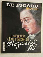 LE FIGARO hors série N° 5 / La légende d'Amadeus MOZART