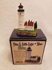 Harbour Lights Heceta Head, Or This Little Light of Mine original boxc.2000