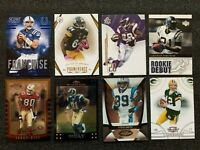 NFL Football Hot Pack - Lot of 50 Cards - Hall Of Famers and Pro Bowlers Only