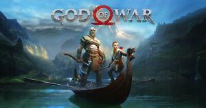 God of War PC | Steam | Pre- Order | ALL REGIONS