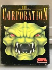 Amiga Corporation by Core Design who designed Tomb Raider BIG BOX