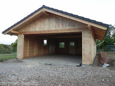 Garage satteldach in komplettanlagen für carports günstig kaufen