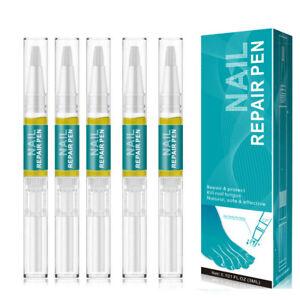 5x Infection Nail Bright Pencil Fungal Treatment Anti Fungus Biological Repair