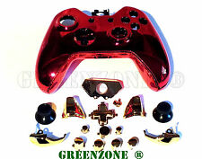 Iron man xbox one replacement custom controller shell avec boutons mod kit