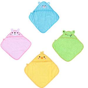 Cartoon Quick Drying Bath Towel Soft Suit Super Absorbent Gift Dog Bathrobe JA