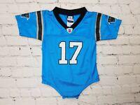 Reebok NFL Carolina Panthers NFL Football Jersey #17 Jake Delhomme - 18 MONTHS