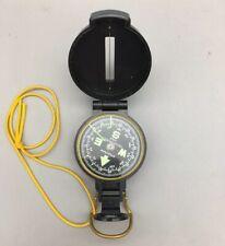 Vintage Precise Pathfinder Engineer Lensatic Compass Japan - Fast Ship - C05