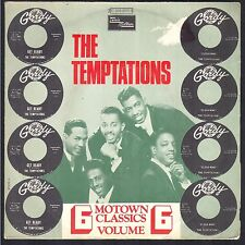 THE TEMPTATIONS MOTOWN CLASSICS VOL 6 45T SP 1973 TAMLA MOTOWN 95.013 CLOUD NINE