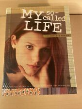 My So-Called Life: The Complete Series Dvd Box Set-Factory Sealed!