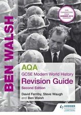 GCSE Revised Edition History School Textbooks & Study Guides
