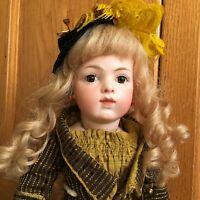 SUPERB! Antique Original Bru jne French Doll Bebe Circa 1880