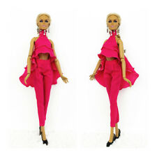 Fashion Royalty Handmade Outfit Fuchsia Integrity Toys Color Infusion Clothes
